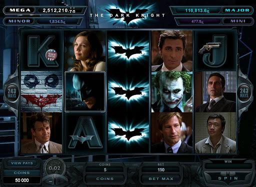 Игровые автоматы онлайн на деньги «Batman»