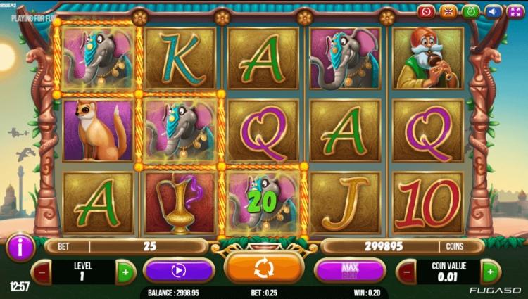 Игровой автомат «Brave Mongoose» от казино Пин ап