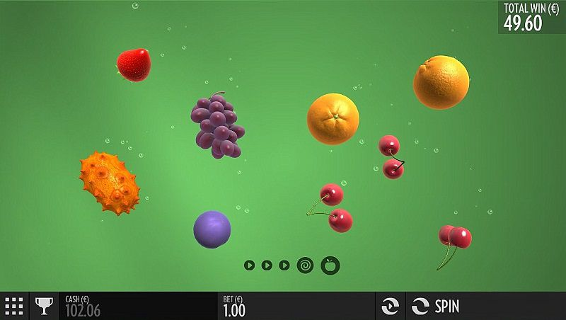 Автомат «Fruit Warp» — запускайте в casino Rox