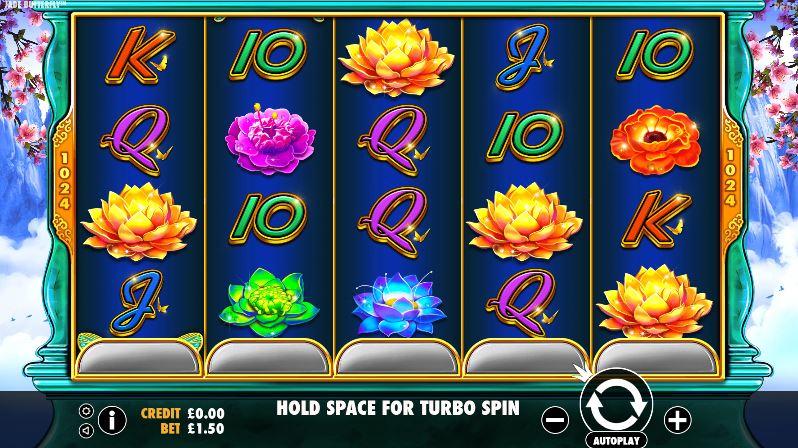 Игровые автоматы «Jade Butterfly» в онлайн казино Золото Лото