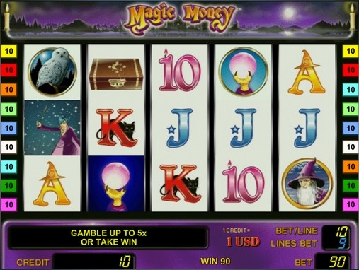 Олайн слоты «Magic Money» в Джойказино (club-joycasino.co)