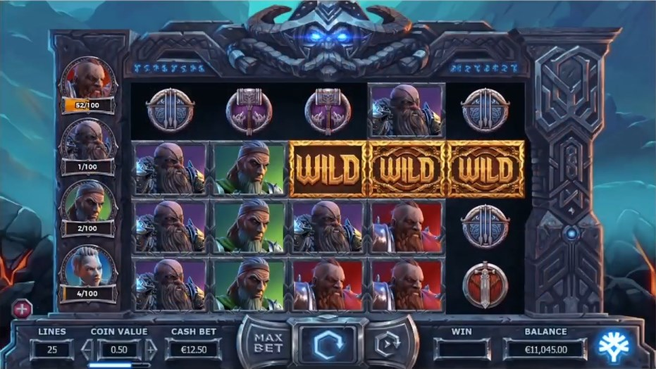 Слот про викингов «Vikings Go To Hell» — играйте на зеркалt Вулкан Мега
