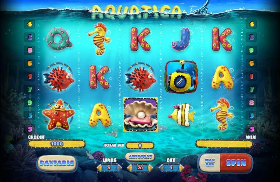Увлекательный подводный мир на игровом слоте «Aquatica» в казино Вулкан 777 на деньги — playvulcan-kazino.net