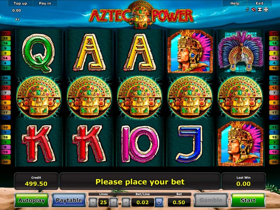 Игровой автомат «Aztec Power» в казино RioBet