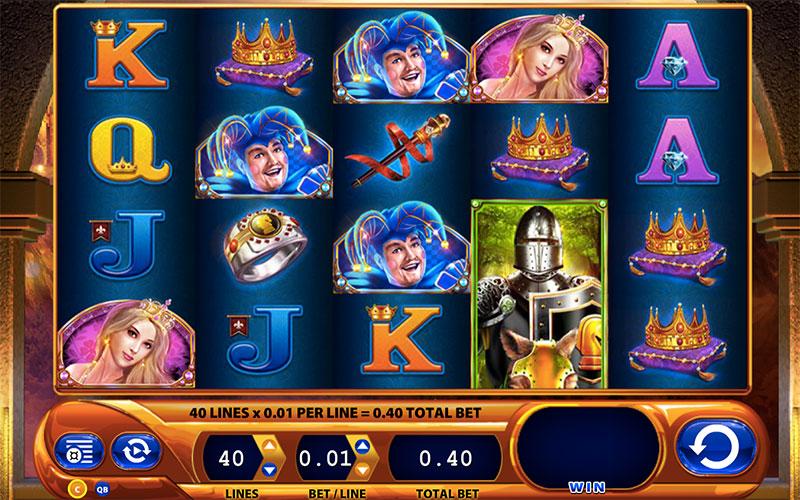 Время рыцарей и слоты «Black Knight» покажет казино Вулкан Gold