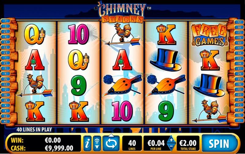 Игровой автомат «Chimney Stacks» от казино Вулкан1