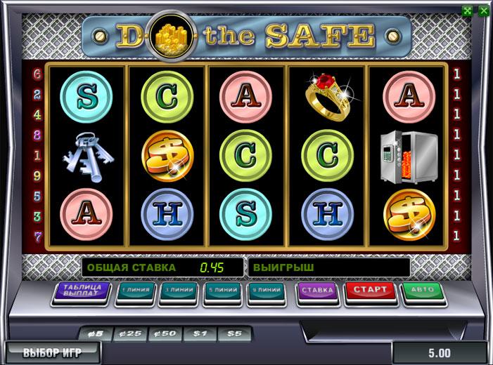 Слоты «Do the Safe» в клубе Джойказино (club-joycasino.co)