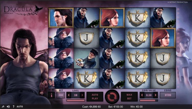 Игровые автоматы «Dracula» (Дракула) — играть бесплатно в Фараоне
