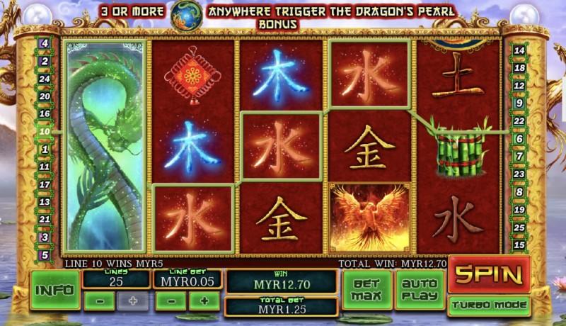 «Fei Long Zai Tian» — игровые автоматы в Vulkan casino