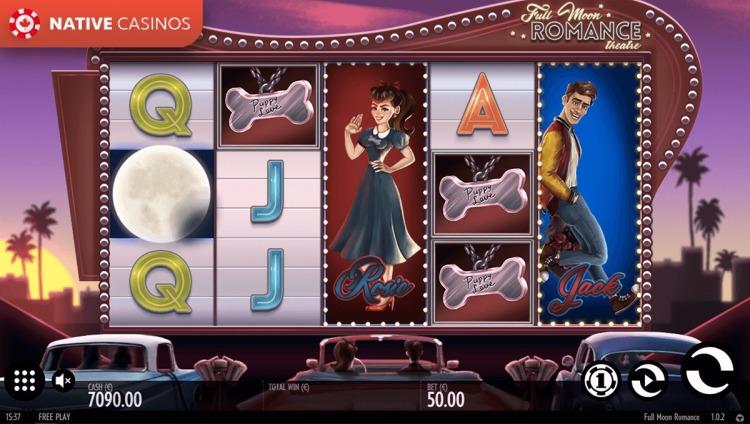 Онлайн игры «Full Moon Romance» в казино Джойказино