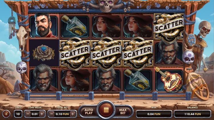 Рабочее зеркало казино Вавада  на скгодгя и слоты «Golden Skulls»