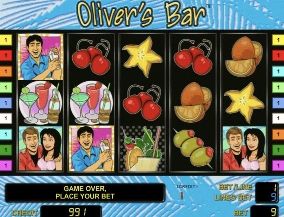 «Oliver's Bar» — игровые автоматы играть бесплатно в клубе Фараон