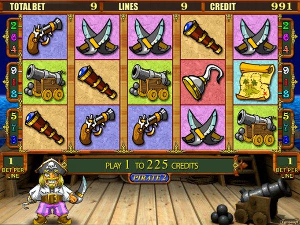 «Pirates» — игровые автоматы бесплатно в Джойказино