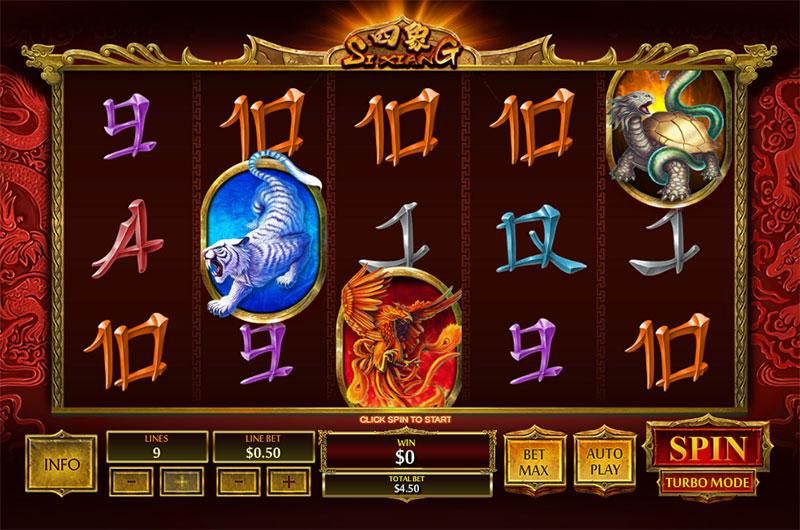 «Si Xiang» — игровые автоматы бесплатно в онлайн казино1