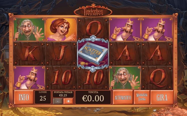 Игровые автоматы GMSlots «Tinderbox Treasures»