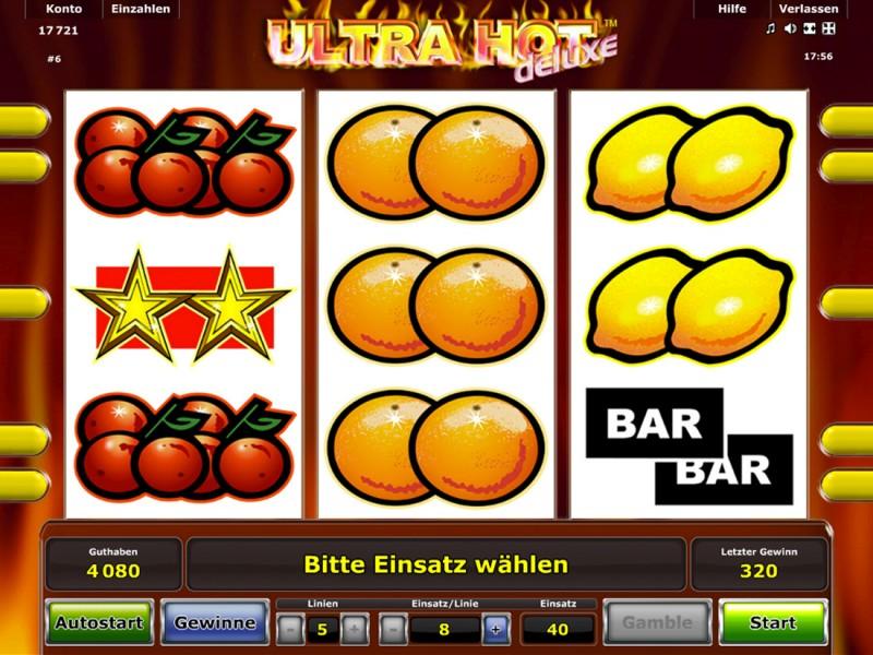 «Ultra Hot Deluxe» игровые автоматы играть бесплатно и без регистрации