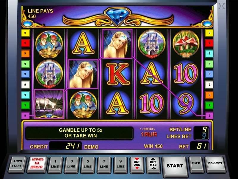 Онлайн слоты «Unicorn Magic» в казино Вулкан Старс