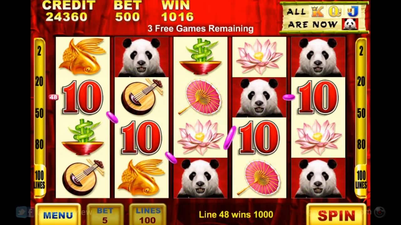 Казино Вулкан играть в слоты «Wild Panda» онлайн